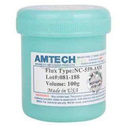 Flux Amtech NC-559-ASM ( Hijau )