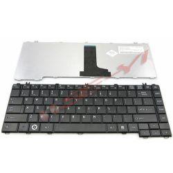 Keyboard Toshiba Satellite B40-A C600 C605 C640 L600 L630 L635 L640 L640D L645 L645D L730 L745 Series ( Black Glossy )
