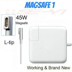 "Adapter Apple Macbook Pro 11"" 13inci For Apple A1369 or A1370 - model A1374 *14.5V 3.1A 45 Watt ( MAC AIR ) - MAGSAFE 1 *OEM"